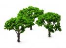 HobbyKing Model Railway Scale Trees 120mm (3 pcs)