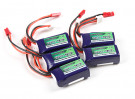 Turnigy nano-tech 260mah 2S 35~70C Lipo Pack (5pcs)