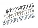 Optional Spring Set For Front Shocks (silver/blue/black) - Basher SaberTooth 1/8 Scale Truggy