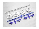 Шкала Break-Disc Set - 1/10 HobbyKing Mission-D 4WD GTR дрифтмобиля (4set)