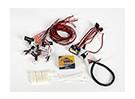 Система освещения Hobbyking Professional 4 канала для грузовых и легковых автомобилей