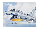 Italeri 1/72 Масштаб EF-2000 Eurofighter Plastic Model Kit