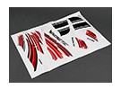 HobbyKing ™ Wingnetic 805mm - Замена Декаль Set