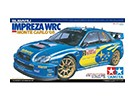 Tamiya 1/24 Scale Impreza WRC Монте-Карло 05 Plastic Model Kit