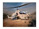 Italeri 1/48 Scale Bell AH-1W Cobra Супер пластиковые модели Kit