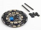Универсальные 12-полосные концентратор Распределение 120A Мультикоптер Мощность Вт / светодиоды и Dual BECs