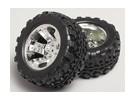 1/8 Monster Truck Wheel & Tyre 12mm Hex (2pc)