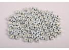 Контргайками 6-32 (мешок 100PC)