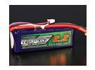 Turnigy нано-технологий 2200mah 3S 45 ~ 90C Lipo обновления