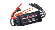 Turnigy dlux 80A Mk2 Brushless Speed Controller w/8A S-BEC and Data Logging (2s~8s) (Full view)
