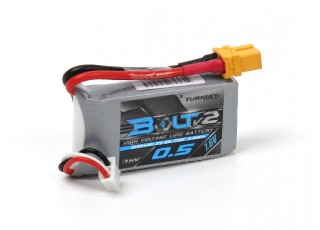 Turnigy Bolt V2 500mAh 2S 65~130C High Voltage Lipo Pack 2