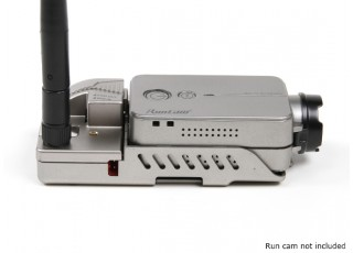 Quanum RunCam V2 Docking Station - side view