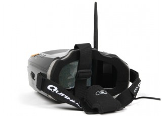 Quanum Cyclops V2 FPV Goggle w/ Integrated Monitor and 40ch Receiver internal
