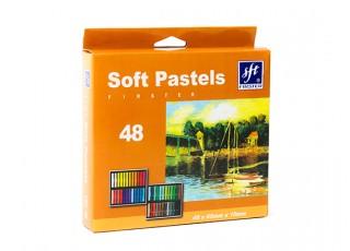 48pcs Soft Pastel set