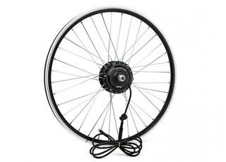 "E-Bike Conversion Kit for 26"" Bikes (PAS Front Wheel Drive) (36V/8.8A)  (EU Plug) - wheel"