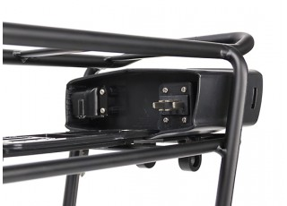 "E-Bike Conversion Kit for 26"" Bikes (PAS Front Wheel Drive) (36V/11A)  (US Plug) - panier 2"