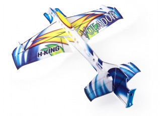 H-King Volador - Glue-N-Go - EPP 800mm (Kit) - top view