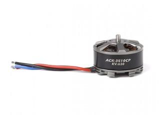 ACK-3510CP-630KV Brushless Outrunner Motor 3~4S (CW) - full