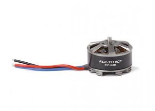 ACK-3510CP-630KV Brushless Outrunner Motor 3~4S (CCW) - full