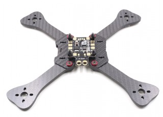 GEP-IX5 Fairy FPV Racing Drone Frame 200 (GREEN) (Kit) - arms