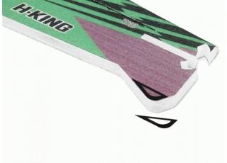 H-King Wargo YAK55 1096mm (43.1in) KIT - tail