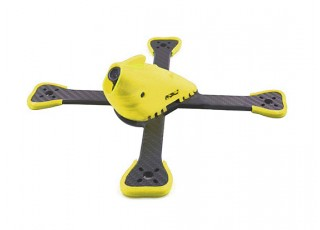 GEP-BX5 FlyShark Racing Drone Frame 215mm - side view
