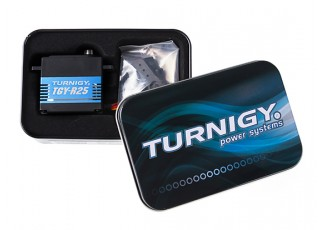 Turnigy TGY-R25 HV High Torque Metal Gear Digital Servo 25kg / 0.10sec / 60g packaging