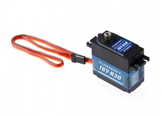 Turnigy TGY-R30 HV High Torque Metal Gear Digital Servo 30kg / 0.16sec / 70g with lead