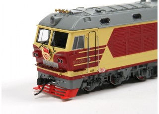 DF4DK Diesel Locomotive HO Scale (DCC Equipped) No.2 3