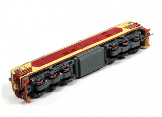 DF4DK Diesel Locomotive HO Scale (DCC Equipped) No.2 5