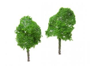 HobbyKing™ 115mm Scenic Wire Model Trees (2 pcs)