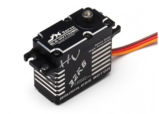 JX BLS-HV7132MG High Voltage Brushless Metal Gear High Torque Servo 32.5kg/0.07sec/71g