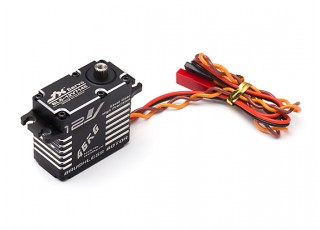 JX BLS-12V7146 11.1~15V Brushless Metal Gear High Torque Servo 47kg/0.10sec/71g with lead