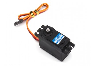JX PDI-5513MG Coreless Metal Gear High Torque Digital Servo 13.06kg/0.18sec/55.6g with lead