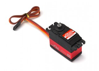 JX PDI-HV5921MG Coreless Metal Gear High Voltage Digital Servo 20.32kg/0.123sec/59.3g with lead