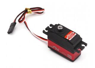 JX PDI-HV2546MG Metal Gear High Voltage Digital Park Servo 6.6kg/0.10sec/26.32g with lead