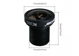 RunCam RC25G FPV Lens 2.5mm FOV140 Wide Angle for Swift / Swift2 PZ0420 SKY Gopro Hero2  - dimensions