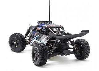 HIMOTO BARREN 4WD 1/18 Mini Desert Buggy (RTR) - rear view