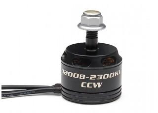 Turnigy D2008-2300KV Brushless Motor (CCW)