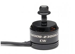Turnigy D2008-2300KV Brushless Motor (CW)