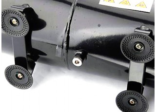 air-compressor-air-tank-3L-1/6HP-closeup3