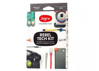 Sugru™ Rebel Tech Kit (4 x 5g)