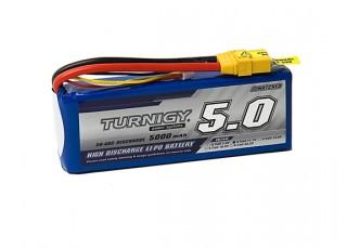 Turnigy 5000mAh 3S 30C Lipo Pack w/XT-90
