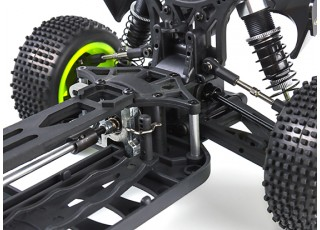 Quanum Vandal 1/10 4WD Electric Racing Buggy (KIT) - rear uncovered