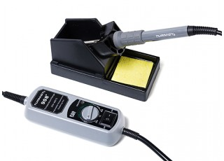 Turnigy 908+ Portable Thermostat Soldering Iron (US Plug) with stand