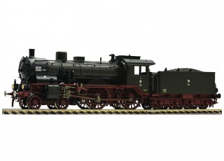 Roco/Fleischmann HO 4-4-0 Steam Locomotive S 6 K.P.E.V. with Fitted Decoder