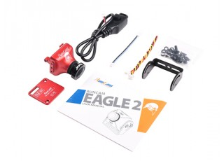 RunCam Eagle 2 FPV Camera 800TVL 16:9 - kit