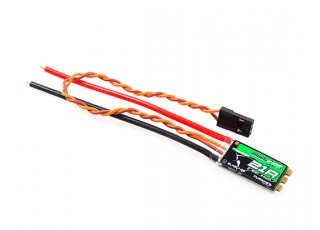 Turnigy Multistar BL-Arm 32bit 21A 2g Race Spec ESC 2~4S (OPTO) overview