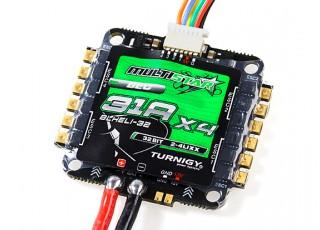 Turnigy Multistar BL-32 4-in-1 32bit 31A 11g Race Spec ESC 2~4S (OPTO)