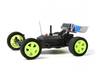 Velocis Viper 1/32 2WD Buggy (RTR) (Blue) - no top